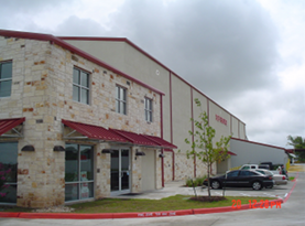 Arrington's Storage Pflugerville Texas Self-Storage