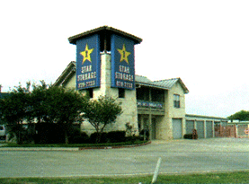 Star Storage San Antonio Texas Self-Storage